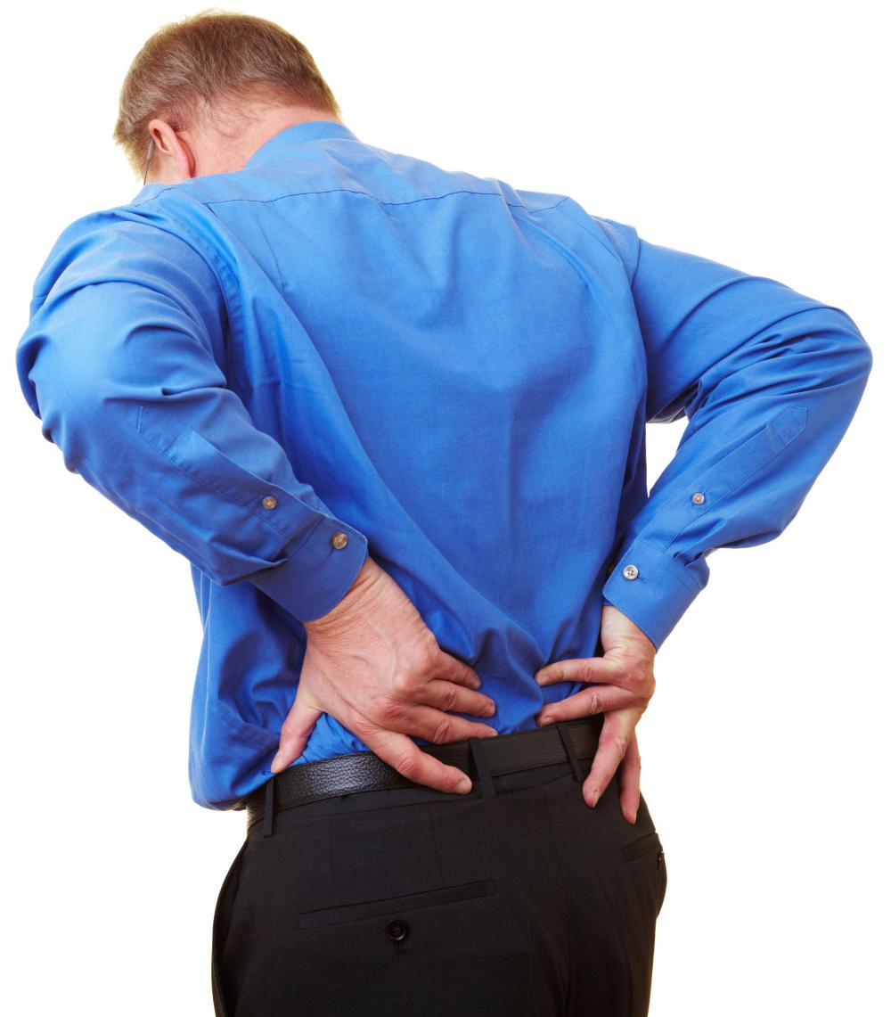 back pain affecting your life?